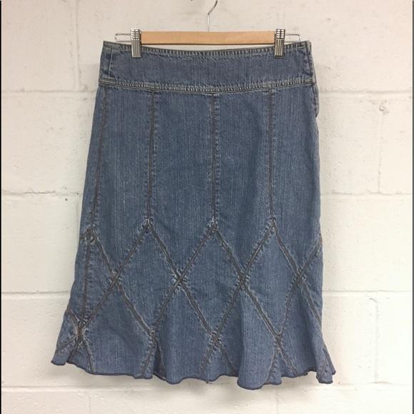 Dkny Dresses & Skirts - Vintage DKNY Jeans denim skirt